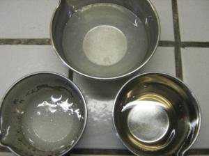 gels phase aqueuse