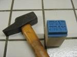 marteau et tampon